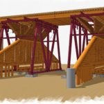 Il sollevamento del Ponte