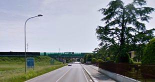 Una donna di 55 anni è stata investita ed uccisa in via Po, a Torri di Quartesolo