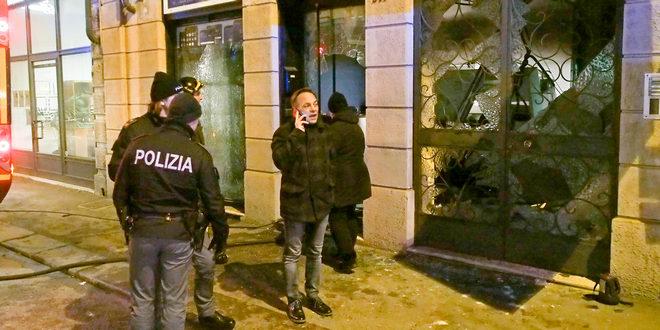 Altra notte fuori casa per i 12 sfollati dopo l'esplosione