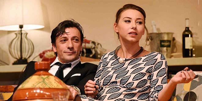 Aldo Ottobrino e Gisella Szaniszlò (Foto di Bepi Caroli)