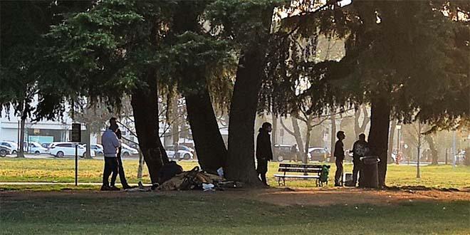 Daspo urbano in più di 300 luoghi a Vicenza
