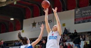 12 punti per Clara Chicchisiola nella gara di ieri sera contro Costa Masnaga