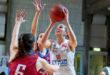 Basket, Carugate sgambetta la VelcoFin Vicenza