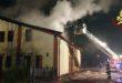 Gambellara, va a fuoco il tetto di un residence