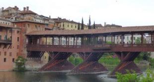 Bassano, infortunio sul lavoro al Ponte degli Alpini