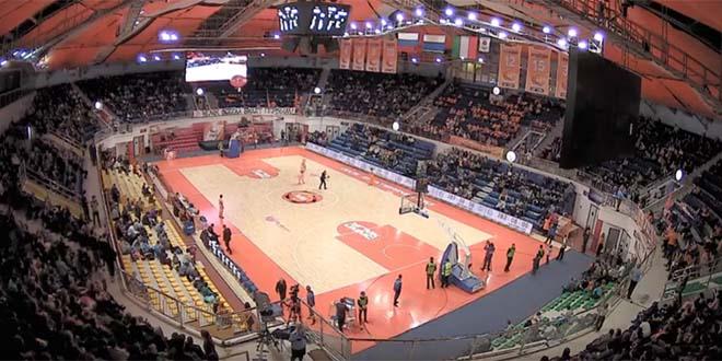 Palla a due alle 15, al Divs Sport Hall, per la sfida tra Ekaterinburg e Schio