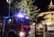Schio, incendio in una casa. 28enne intossicato