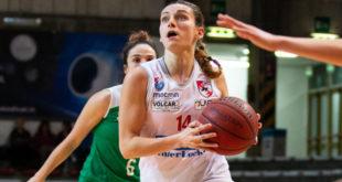 13 punti per Francesca Santarelli nel vittorioso derby contro Ponzano