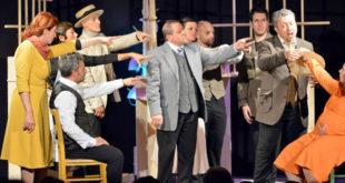 """Il Teatro dei Dioscuri partecipa al Festival Maschera d'oro con """"Uomo e galantuomo"""" di Eduardo De Filippo"""