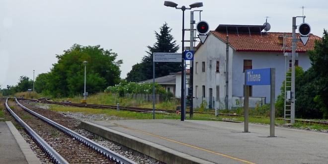 Elettrificazione ferrovia Vicenza-Schio al via