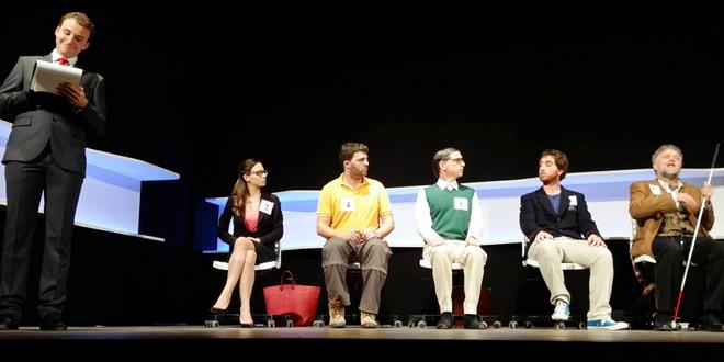 """Per la rassegna TeatroSei, la compagnia TeatroRoncade propone """"Fotocopie"""""""