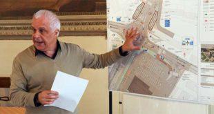 L'assessore alle infrastrutture del Comune di Vicenza Claudio Cicero