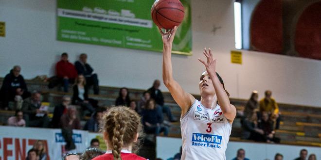 17 punti per la lunga di Vicenza, Ivona Matic, nella sconfitta di ieri contro Crema
