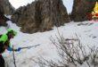 Muore escursionista travolto da una slavina