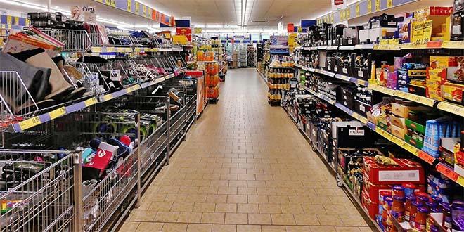 Due individui con il volto coperto hanno rapinato un supermercato di Altavilla. Immagine di repertorio
