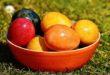 La Pasqua degli italiani a casa e a tavola