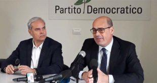 Achille Variati e Nicola Zingaretti