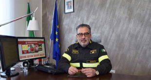 Luigi Pio Diaferio, dal 27 maggio nuovo comandante dei vigili del fuoco di Vicenza