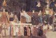 Ciclo dell'affresco «Allegorie del buon e del cattivo governo» -Sala del Consiglio dei Nove, Palazzo Pubblico di Siena