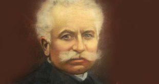 Un ritratto di Domenico Piccoli di proprietà degli eredi (Autore ignoto, anni 1905-1910)