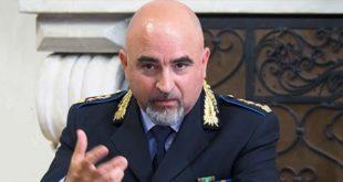 Il nuovo comandante della polizia locale di Vicenza Massimo Parolin