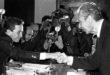 """Enrico Berlinguer e Aldo Moro, negli anni in cui si parlava di """"compromesso storico"""""""