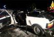 Frontale tra due auto. Quattro feriti, due gravi