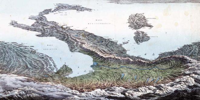 Veduta d'Italia (Immagine tratta da Wikimedia - CC BY 2.0)