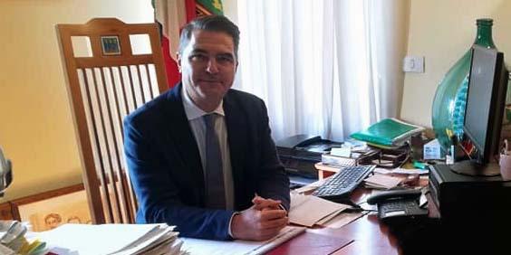 Martino Montagna, in una foto tratta dal suo profilo Facebook