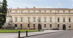 Il palazzo vescovile di Vicenza - Foto di Di Didier Descouens (CC BY-SA 4.0)