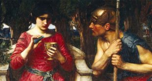 Cui prodest... (Dipinto di John William Waterhouse raffigurante Giasone e Medea - 1907).