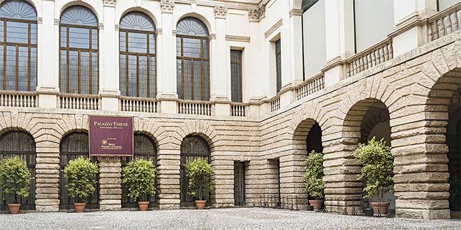 Palazzo Thiene, a Vicenza (Foto di Didier Descouens - CC BY-SA 4.0)