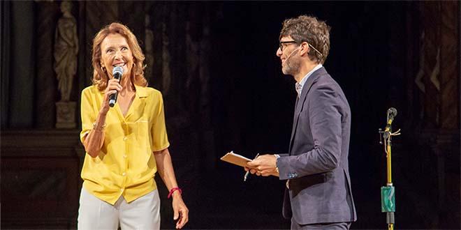 Margherita Marzotto e Cristiano Seganfreddo