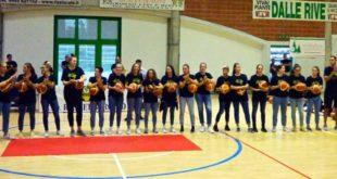 La formazione del Basket Sarcedo 2019/2020
