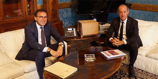 Il ministro Boccia a Venezia per l'Autonomia