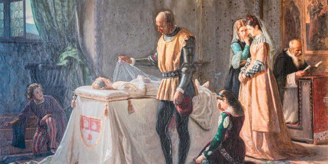 Thiene, la strana storia del dipinto ritrovato