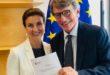 Pigafetta approda al Parlamento Europeo