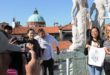Vicenza partecipa ad un programma tv cinese