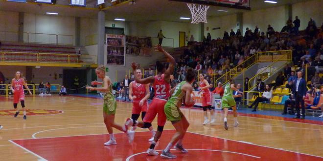 Basket, Schio cade a Ragusa e perde pure il primato