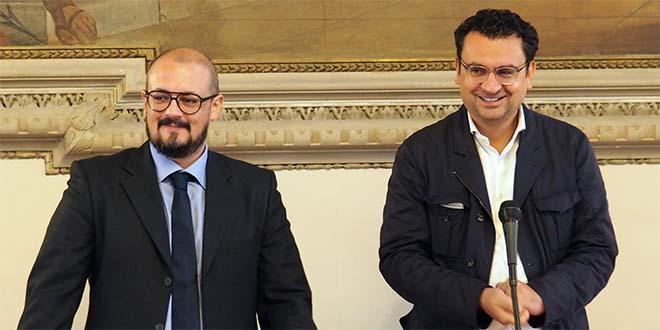 Mattia Ierardi e Francesco Rucco