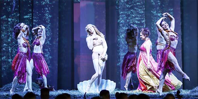 """""""La favola d'Orfeo"""" al Vicenza Opera Festival"""