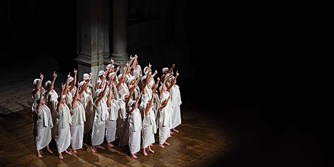 """""""Dalla parte di Orfeo"""" al Teatro Olimpico"""