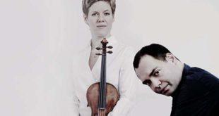Isabelle Faust e Alexander Melnikov