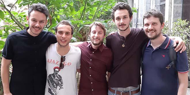 I giovani musicisti vincitori della Sezione Jazz del Premio Nazionale delle Arti