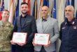 Encomio americano per due carabinieri