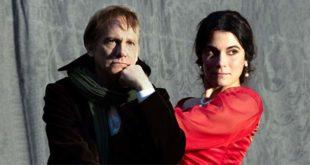 Giulio Scarpati e Valeria Solarino (Foto di Noemi Ardesi)