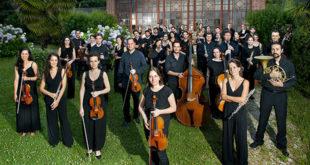 L'ensemble Spira Mirabilis (Foto di Giancarlo Pradelli)