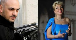 Davide Vendramin e Vicotria Lyamina