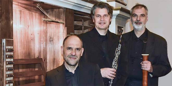 """Il Trio Andrea Palladio ai """"Martedì al conservatorio"""""""