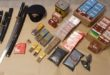 Armi e munizioni in casa. Denunciato